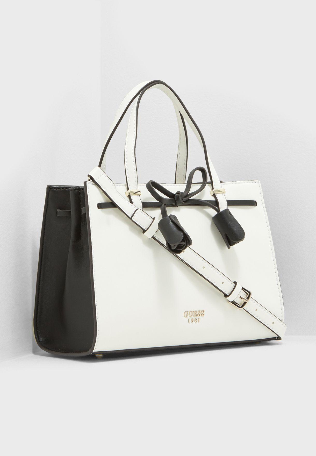 Shop Guess multicolor Leila Girlfriend Satchel VG696405WML for Women ... 692209c2030d4