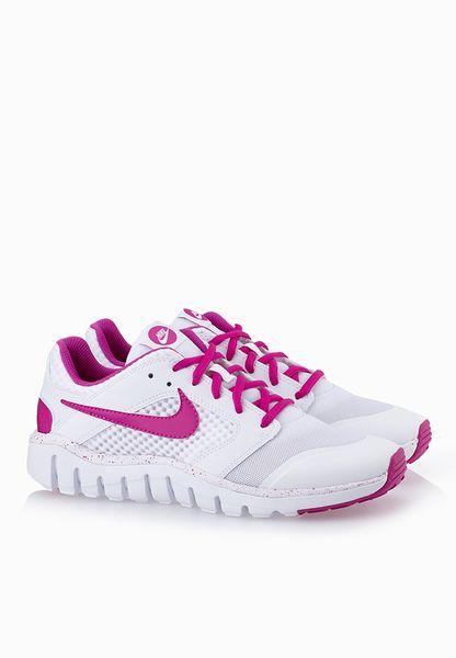 Nike Flex Supreme Nsw White Sneakers - Women