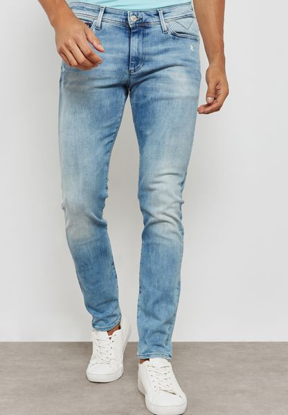 Tommy Jeans Simon Skinny Fit Jeans in Dynamic Stre