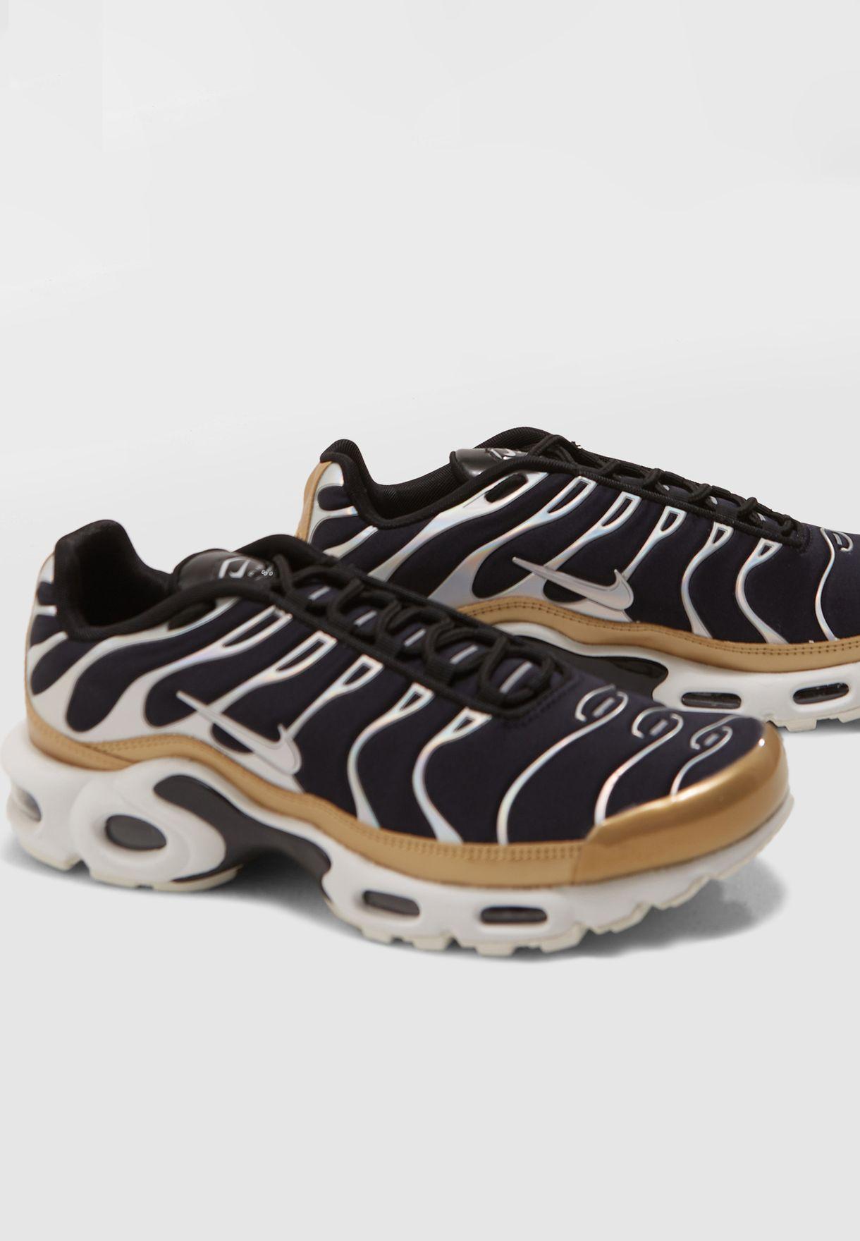 03de32a913 Shop Nike black Air Max Plus 605112-055 for Women in UAE - NI727SH15UQY