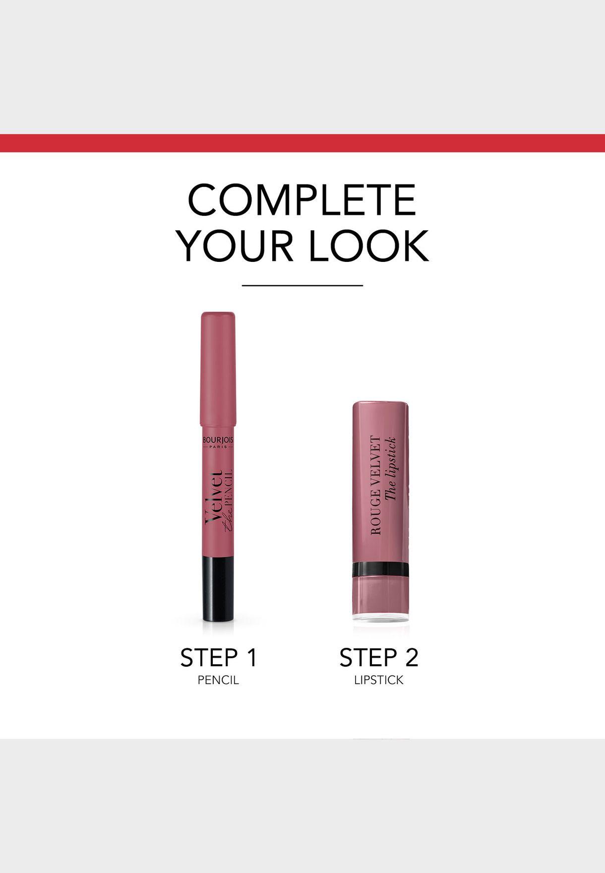 Rouge Velvet The Lipstick 18 Mauve-martre