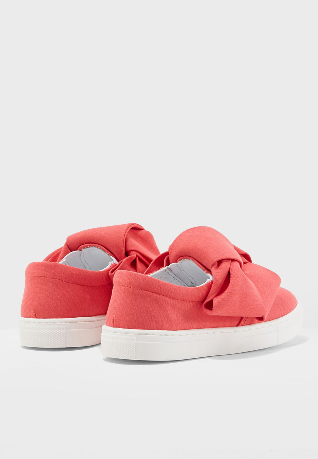 Youth Jersey Bow Slip On