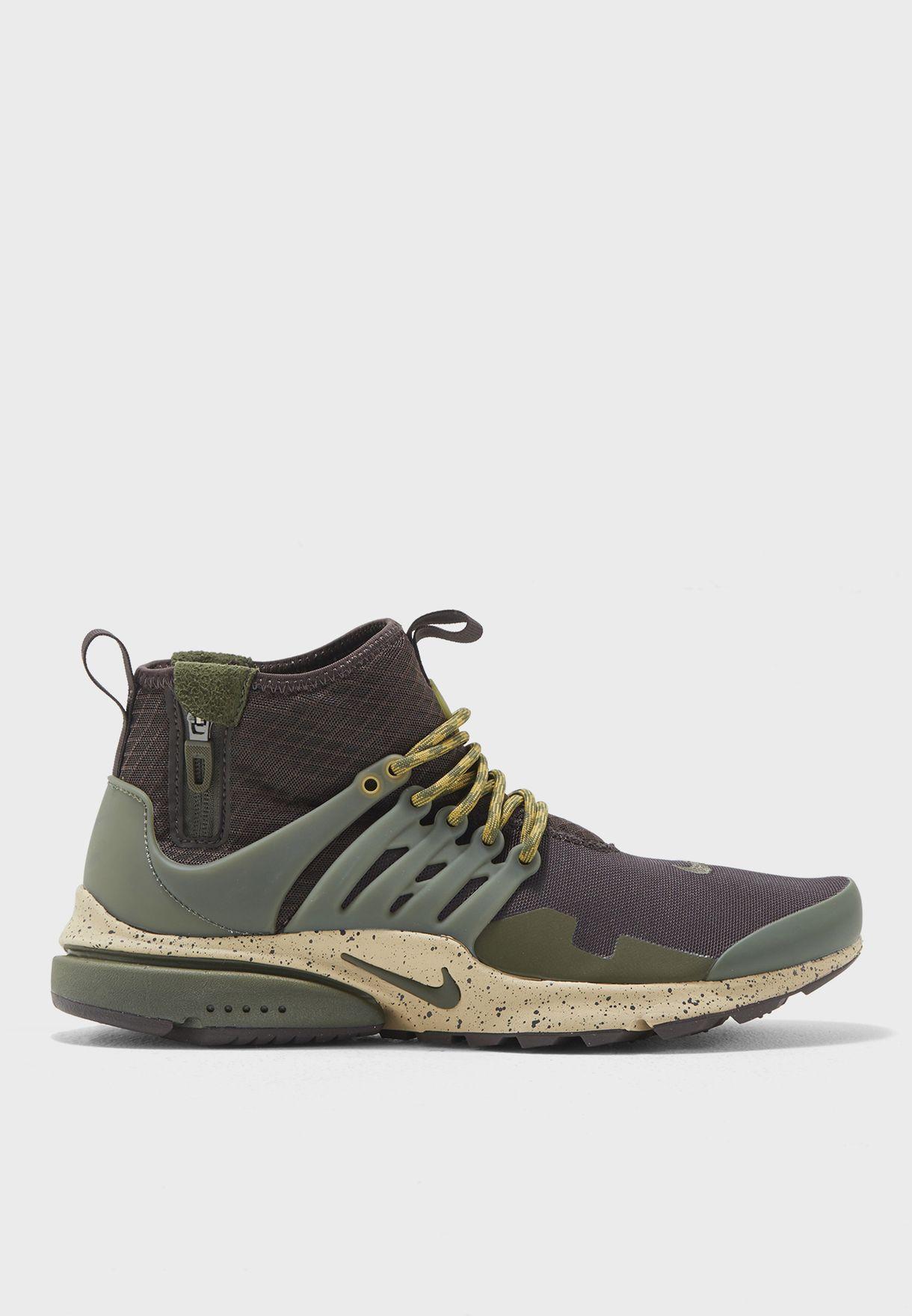 Shop Nike multicolor Air Presto Mid Utility 859524-200 for Men in Qatar -  NI727SH15MPO 39235f220