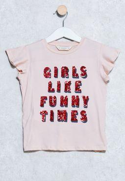 Kids Dingo T-Shirt