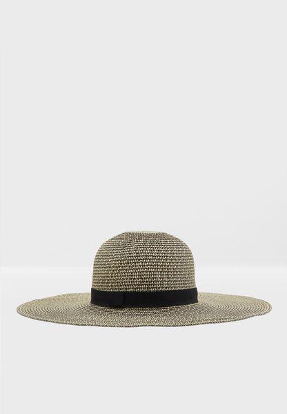 Straw Floppy Hat