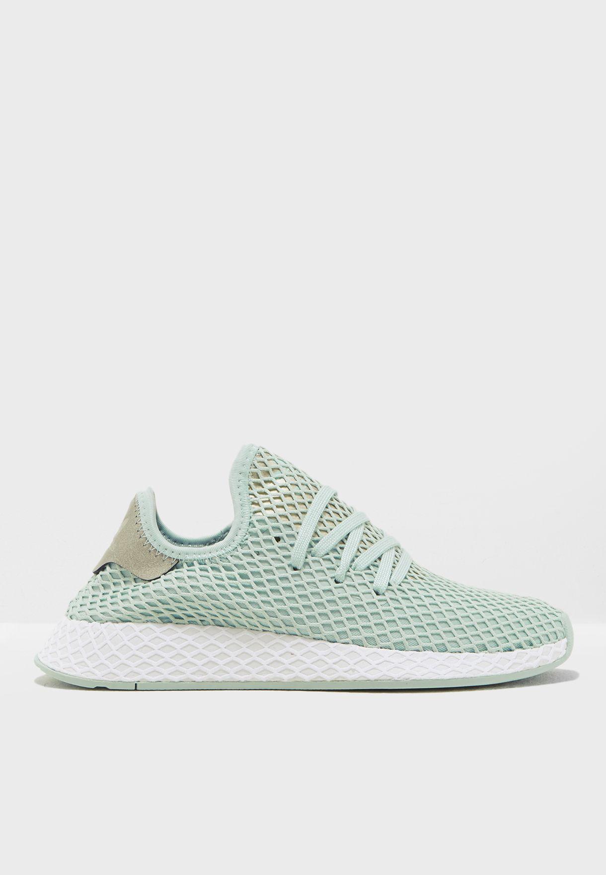 e42ef189d تسوق حذاء ديربت رنر ماركة اديداس اورجينال لون أخضر B37680 في ...