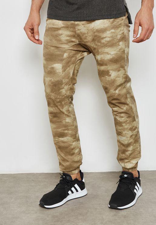 Drake Cuffed Pants