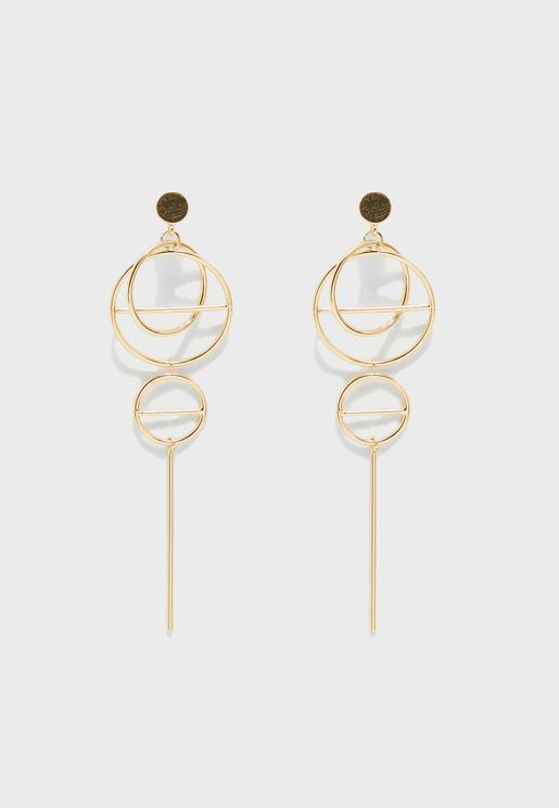 Geuse Drop Earrings
