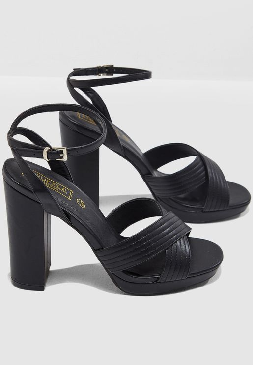Josef Cross Strap Sandal