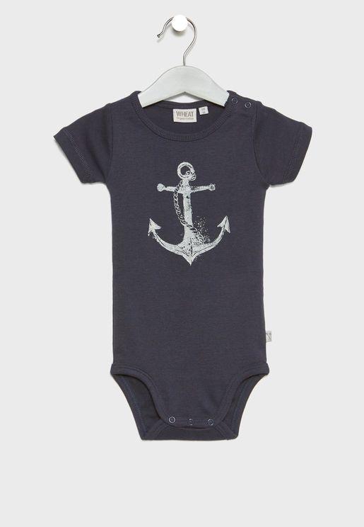 Infant Anchor Bodysuit
