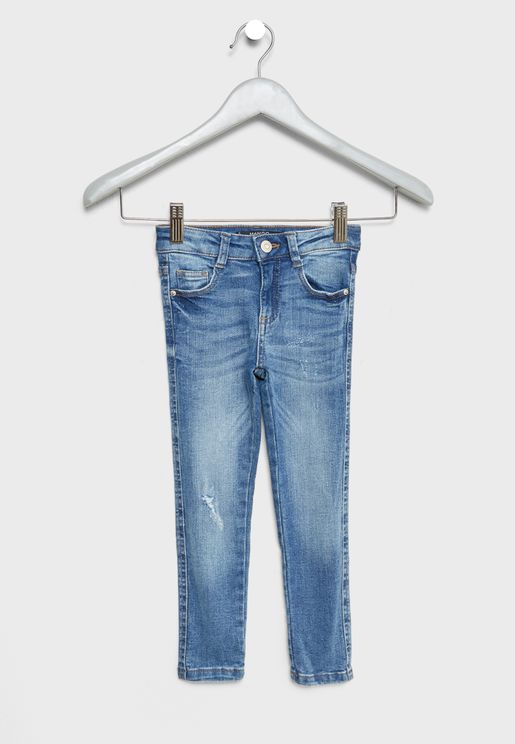 Kids Allegra Jeans