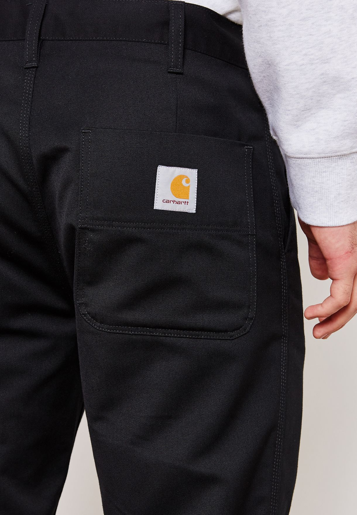 Abbott Relaxed Fit Trousers