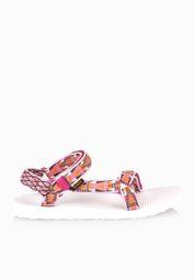 newest 4ae4d 08608 Shop Teva multicolor Original Universal Mashup Sandals 1003987-MOCH for  Women in UAE - TE680SH05HGW