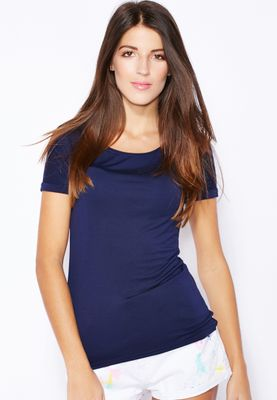 Ginger Roll Sleeve T-Shirt