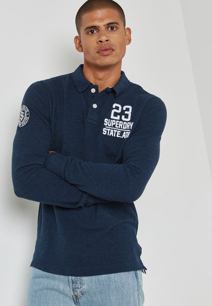 CLASSIC L/S EXPEDITION POLO