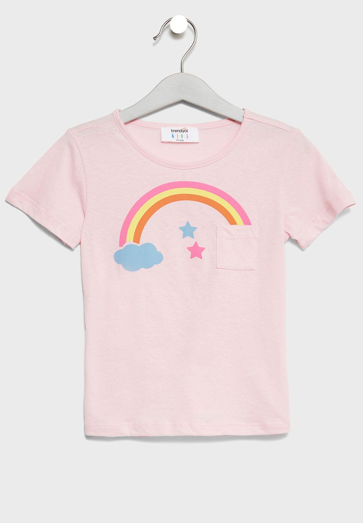 Little Rainbow T-Shirt