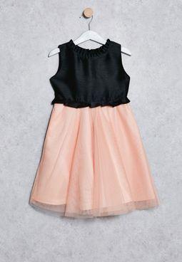 Kids Tulle Dress