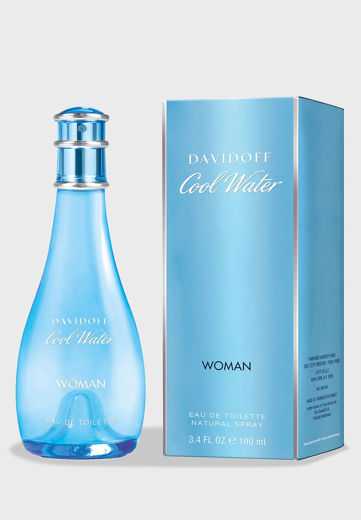Cool Water For Women - 100Ml Edt
