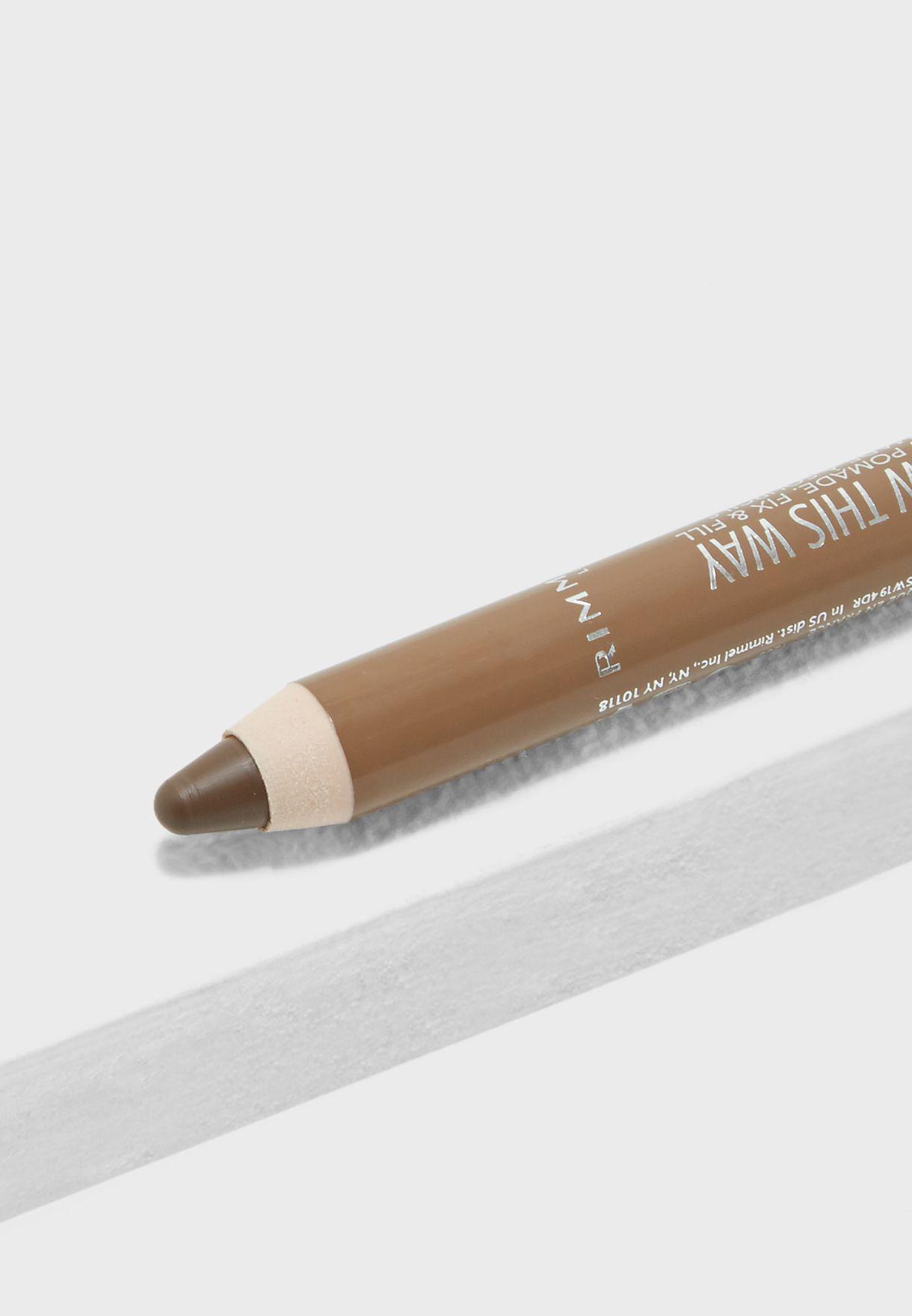 قلم لاصلاح وملئ الحواجب - متوسط