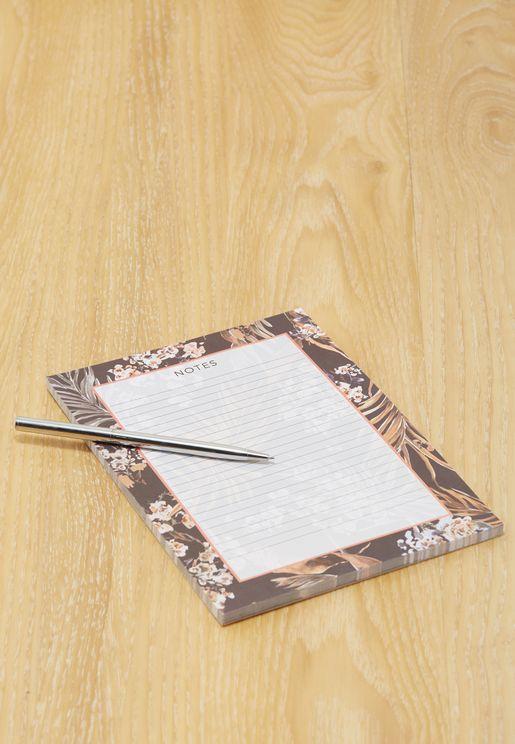 دفتر ملاحظات بقياس A5
