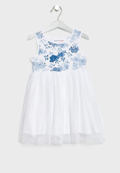 Little Pleated Dress