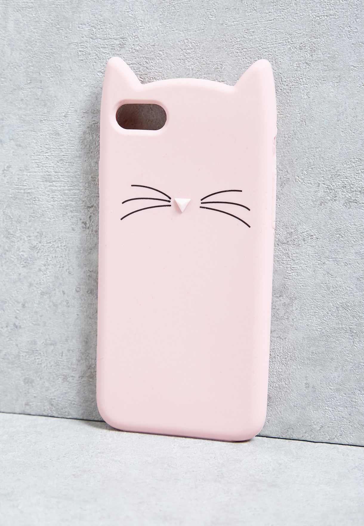 Shop Ginger pink iPhone 7 Cat Detail Case PNC-005 for Women in Kuwait -  GI121AC05EBY 580c13c270