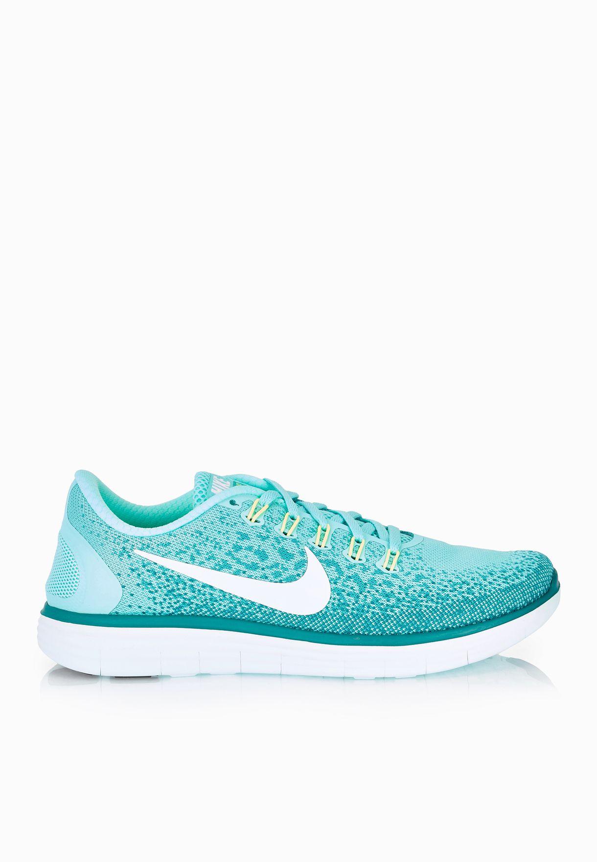 7e517c73895a Shop Nike green Free Rn Distance 827116-301 for Women in Oman - NI727SH05SRY