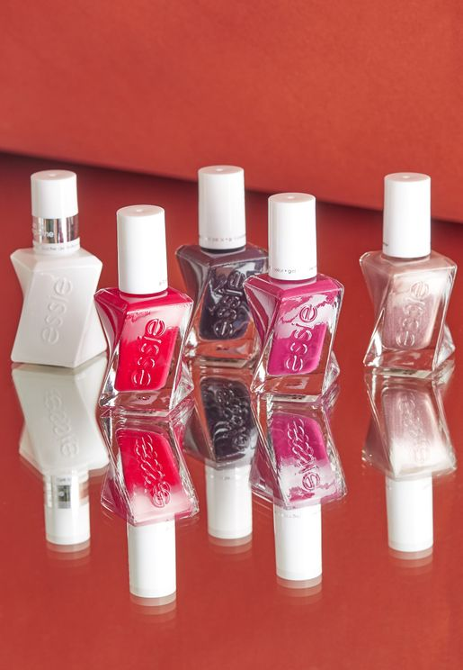 5 Pack Gel Couture Nail Polish