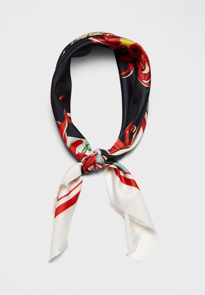 Printed Neckerchief