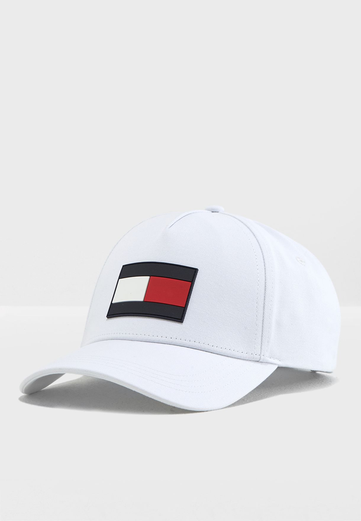 b444814a Shop Tommy Hilfiger white Flag Cap AM0AM03339 for Men in Saudi -  TO279AC05LUS