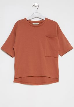 Little Hazard Chest Pocket T-Shirt