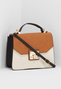 Asusa Top Handle Satchel