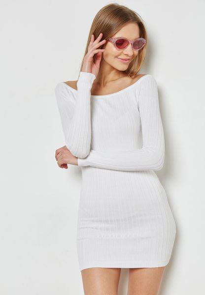 Ribbed Cami Dress