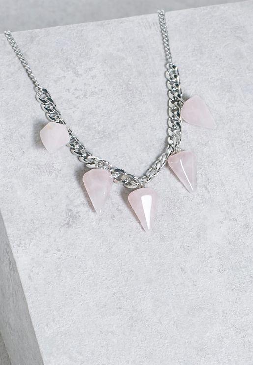 Pendulum Chain Necklace