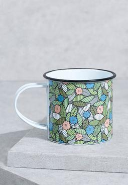 Felicity Tin Mug - 350Ml