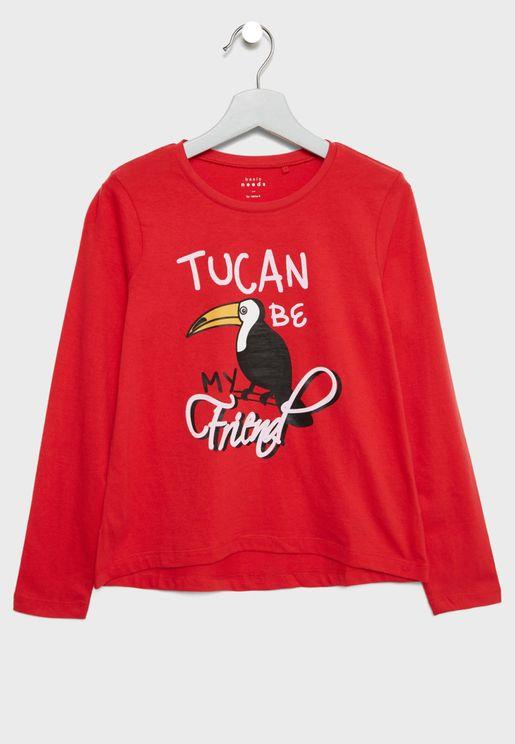 Teen Violet T-Shirt