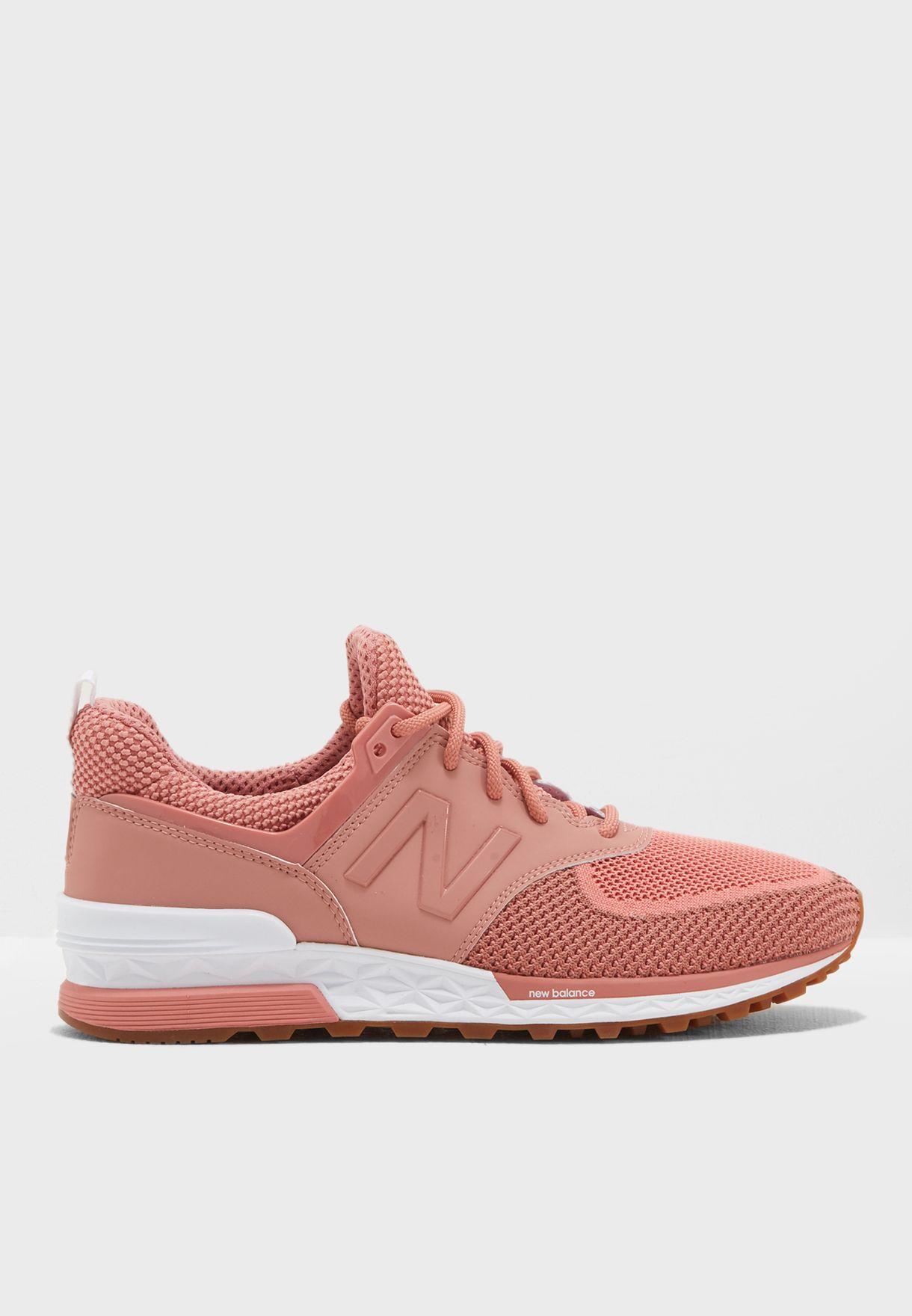 Shop New Balance pink 574 Sport WS574WC for Women in Kuwait - NE011SH05WPM e1c8c54d08