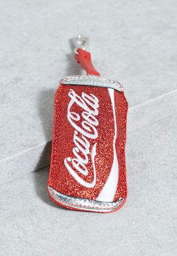 Coke Can Key Charm