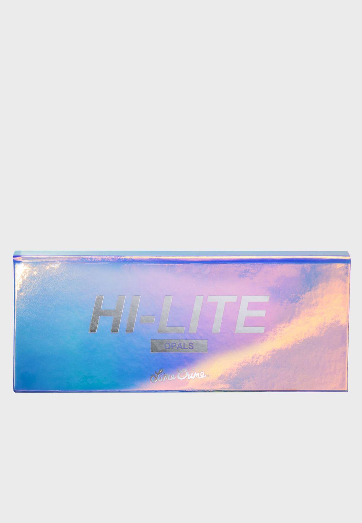 Hi-Lite Palette - Opals