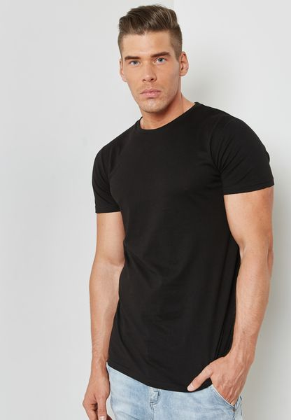 Essential Longline T-Shirt