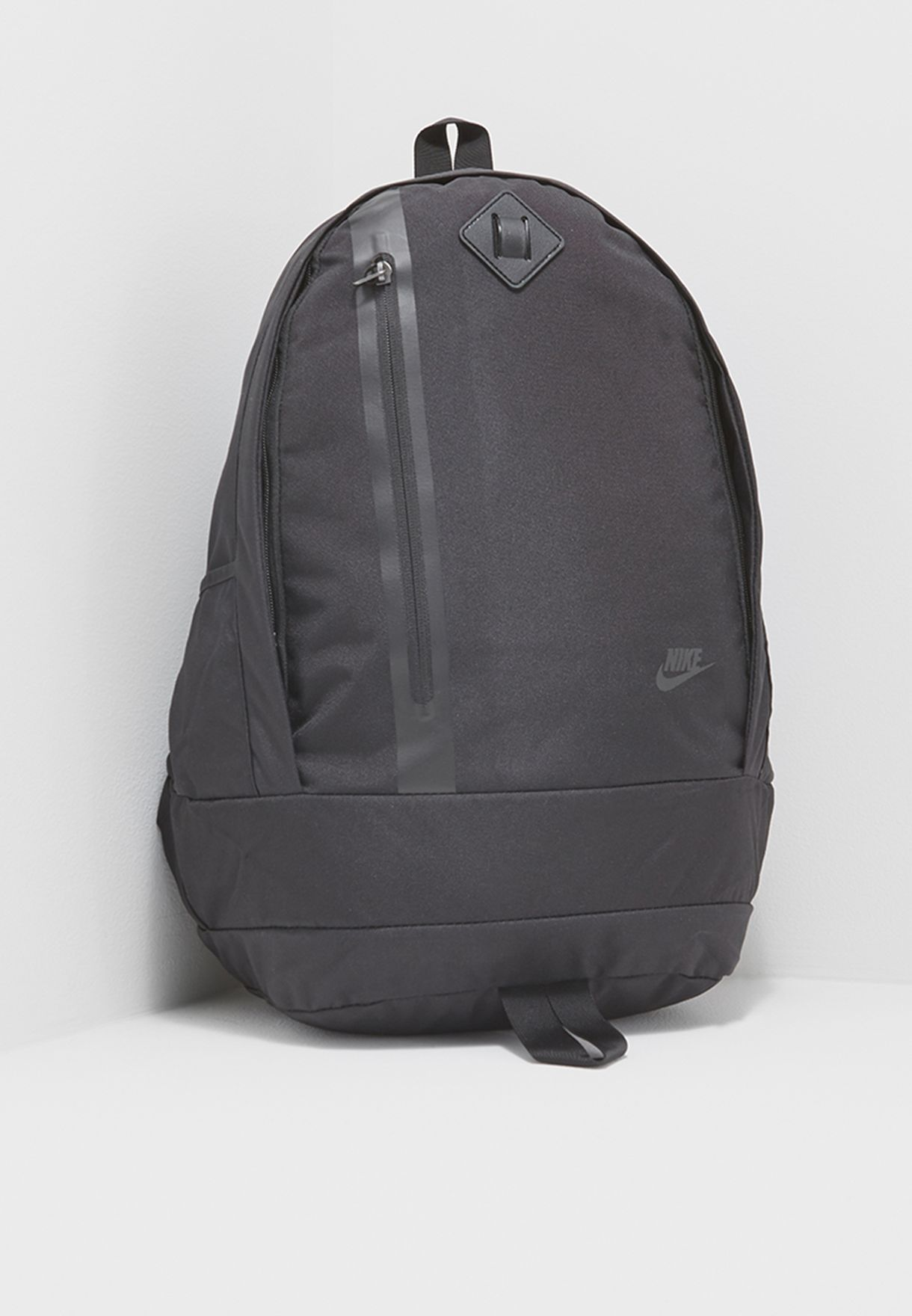 a4bcbbea38dab Shop Nike black Cheyenne Solid Backpack BA5230-010 for Men in Kuwait ...