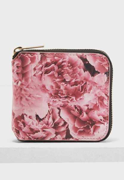 Floral Everyday Wallet