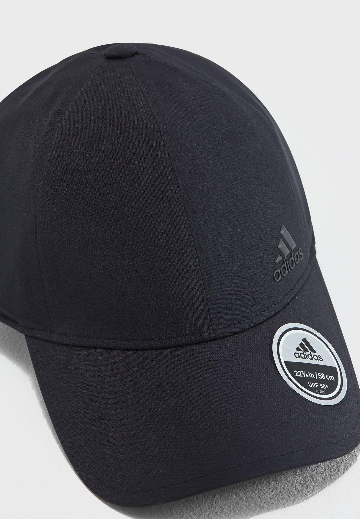 812d168cfb7 Shop adidas black Bonded Logo Cap S97588 for Men in UAE - AD476AC94SMF