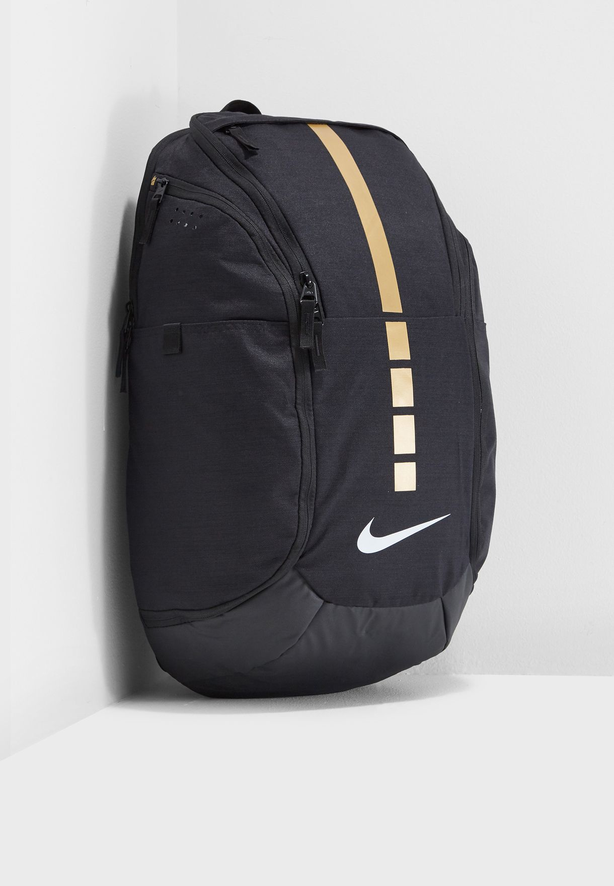 68e1768ca0168c Shop Nike black Elite Pro Backpack BA5554-010 for Men in UAE ...