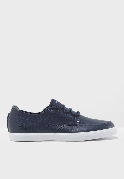Esparre Deck Lace Up Sneakers