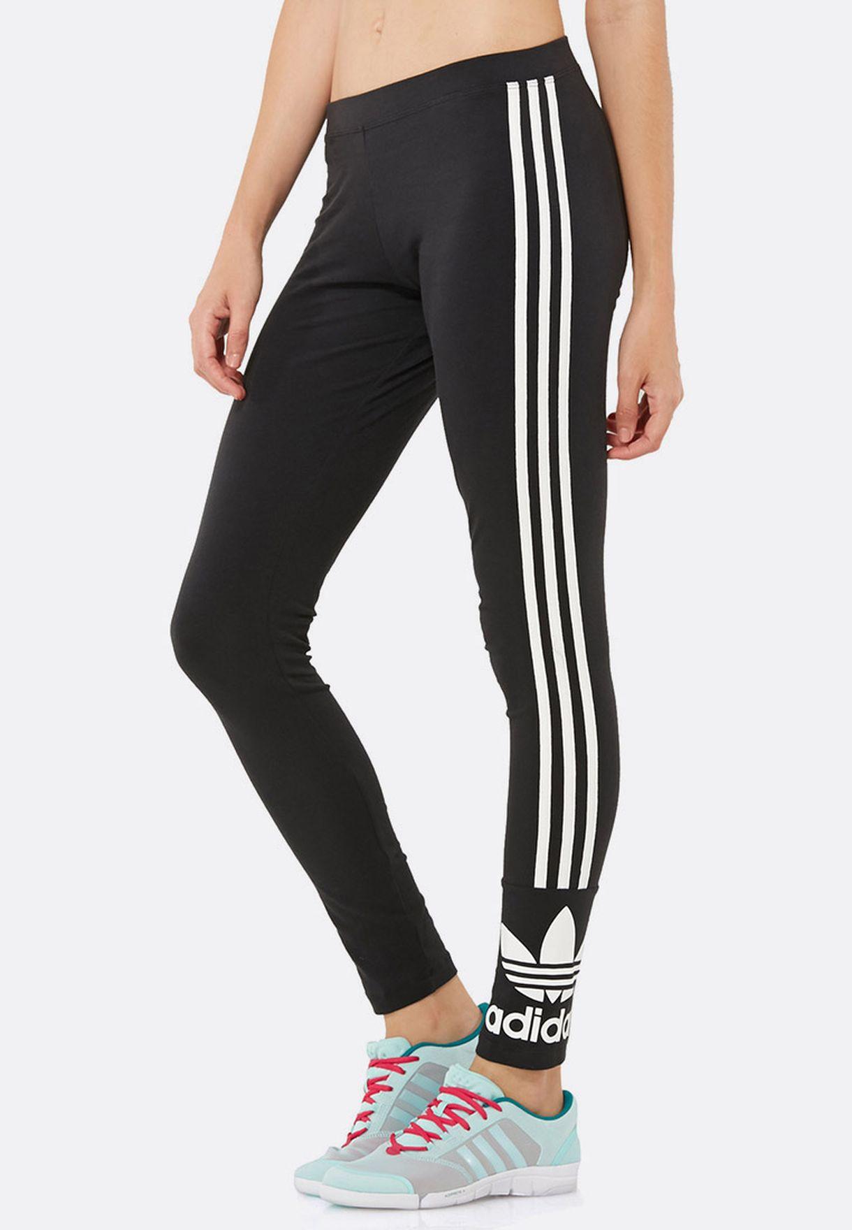 Tref Saudi Originals Shop Women Leggings In M30707 Black For Adidas vtxPxzf