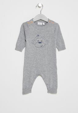 Infant Felip Knit Playsuit