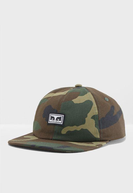 Resist 6 Panel Hat