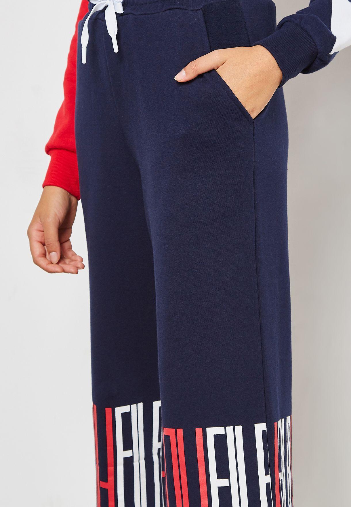 Rosy High Waist Culottes
