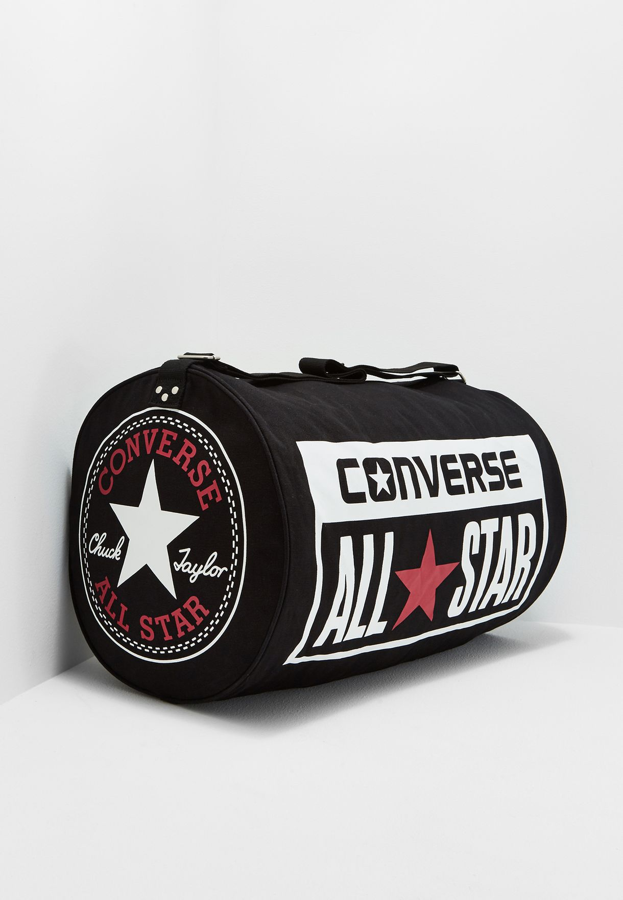 Shop Converse black Legacy Barrel Duffel 10422C-001 for Men in Saudi -  CO049AC94UOF 2e40ee1f673c1